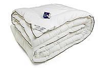 Одеяло Руно полуторное SILVER искусственный лебединый пух 140x205 см 420 г/м2 (тёплое)