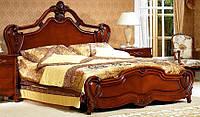 Кровать двухспальная Barocco / Барокко AMD Китай натуральное дерево 180х200