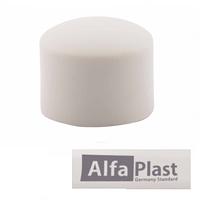 Заглушка полипропилен 25 Alfa Plast PPR