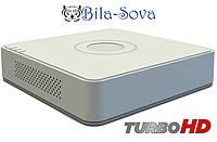 Видеорегистратор DS-7104HQHI-F1/N (Turbo HD) 4 канала видео, Hikvision