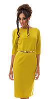 Платье женское однотонное, фото 1