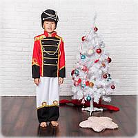 Карнавальный детский костюм для мальчика Гусар