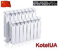 Алюминиевый радиатор отопления Radal 350*80