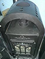 Печь на дровах топка TOLDI 5.5KW или 8 KW