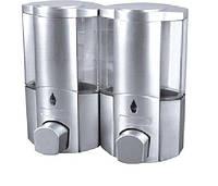 Дозатор двойной для жидкого мыла XD-121