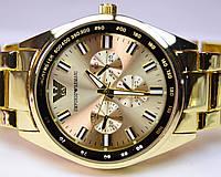 Мужские наручные часы EMPORIO ARMANI Gold AR-0456