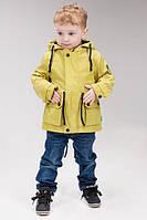 Осенне-весенняя куртка- парка для мальчика