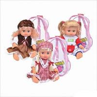 Кукла АЛИНА  говорящая JT 5139/40 5055/56, 26 см