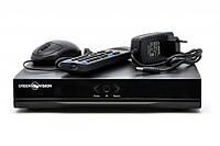 Видеорегистратор гибридный AHD 4-х канальный Green Vision GV-A-S032/04