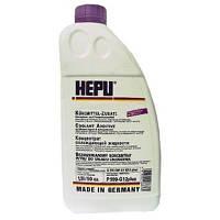 Антифриз G12 plus фиолетовый концентрат -80°C 1.5л HEPU P999-G12plus