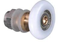 Ролик для гидробокса exсentric XD-036: одинарный, на  1 крепление, 19 мм, латунь