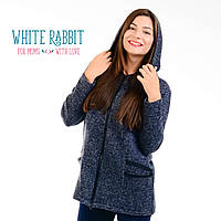 Жакет White Rabbit Sweet jacket (темно-синий)