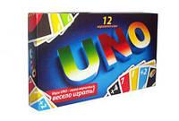 Настольная игра Уно/UNO 12 вариантов в одной упаковке (SP G11)