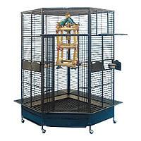 Вольер для больших попугаев King's Cages (188cm)