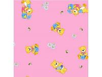 Постельное белье Вилюта Ранфорс детское 6112 pink