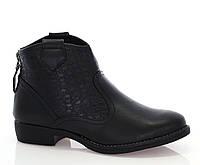 Женские ботинки Leon BLK, фото 1
