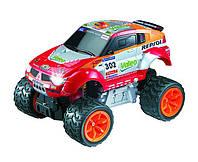 Автомобиль на радиоуправлении Auldey 1:28 Mitsubishi 2006 Dakar Pajero Evolution Rally