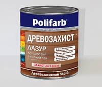 Polifarb Древозащита лазурь Орех, 0,7 кг