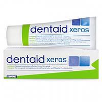 Зубная паста для устранения сухости в полости рта DENTAID XEROS, 75 мл