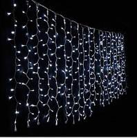 Штора неоновая, 600 лампочек, 3,0х2,0 м
