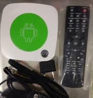 Mini TV BOX ANDROID 4 с пультом