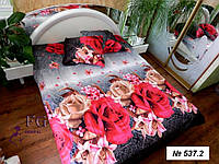 Комплект постельного белья (двуспальный) - № 537.2, фото 1