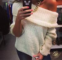 Женский шикарный свитер-хомут (4 цвета)