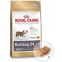 Сухой корм для собак Royal Canin Bulldog 24 Adult 12 кг