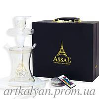 Стеклянный кальян Assal Glass Shisha