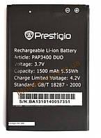 Аккумулятор на Prestigio PAP3400, 1500mAh, оригинал