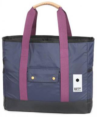 Вместительная дорожная сумка 20 л. Bernard Eastpak EK93032D темно-синий