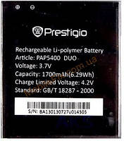 Аккумулятор на Prestigio PAP5400, 1700mAh, оригинал