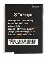 Аккумулятор на Prestigio PAP5450, 1500mAh, оригинал
