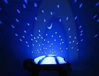 Музыкальный ночник черепаха, проектор ночного неба.