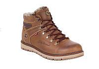 Мужские зимние ботинки с натуральной кожи Bumer 79