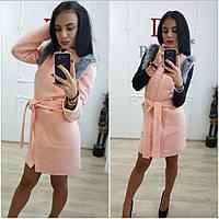 Женское стильное пальто - трансформер (2 цвета)