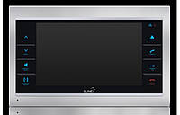 Видеодомофон Slinex SL-10IP металик-чёрный (10423)