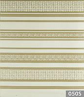 Мебельная велюровая ткань Премиум страйп 050S