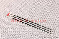 Напильник 4.0  mm для  пильных цепей  OREGON 3 штуки
