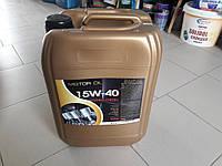 Минеральное моторное масло FrostTherm Turbo Diesel 15w40 (20 литров)