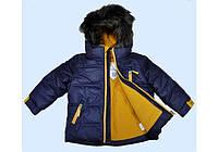 Куртка зимняя для мальчика (2/14) Deux par Deux (Canada)