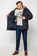 Мужская куртка парка зима