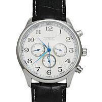 Мужские часы JARAGAR(ярагар) Elite. Белые. ОРИГИНАЛ! Белый