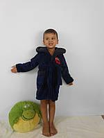 Детский халат для мальчиков