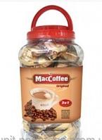 MACCOFFEE 3 В 1 ORIGINAL БАНКА 160 пакетиков