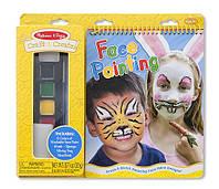 """Мини-набор для творчества """"Краски для лица"""", Melissa&Doug"""