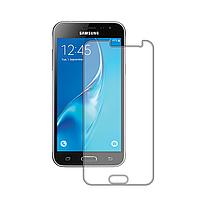 Защитное стекло на экран телефона Samsung Galaxy J3 (2016)