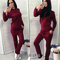 Женский стильный костюм турецкая пряжа (4 цвета)