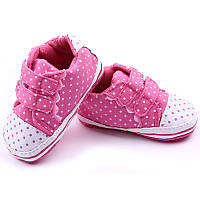 Пинетки для малышки.Первая обувь для малышей.