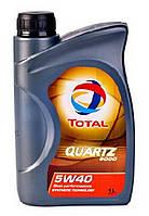 Моторное масло TOTAL QUARTZ 9000 5W40 1л A3/B4